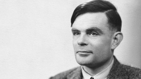 Alan Turing as himself