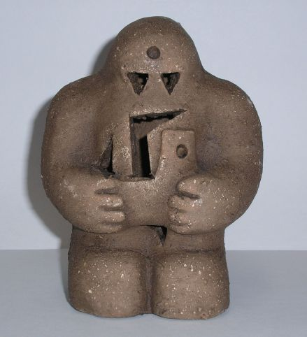 In Jewish folkore, the Golem is animate being shaped from unformed matter.